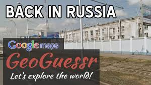 Google Russia by Back In Russia Google Maps Geoguessr Youtube