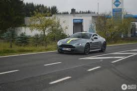 many aston martins spotted around happy new year first spot aston martin vantage amr