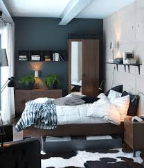 bedroom simple cool black and white bedroom for amazing black