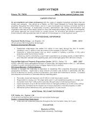 Relevant Experience Resume Examples by Job Qualifications Enchanting Profile Summary For Resume Examples