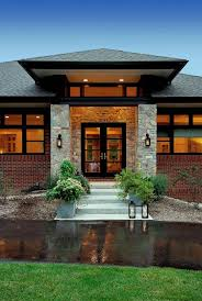 Home Exterior Design Brick And Stone Exciting Modern Front Doors Ideas For Modern Home Design