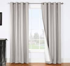 Grommet Window Curtains Thermal Grommet Top Curtains Grommet Top Insulated Panels