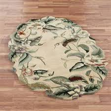 garden floral area rugs touch of class
