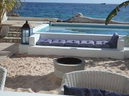 house lots luxury house lots of privacy private pool on the seafront in