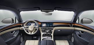 2019 bentley continental gt preview concept looks trick interior