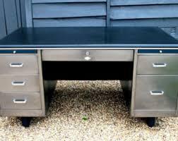 Office Desk Vintage Vintage Desks Etsy