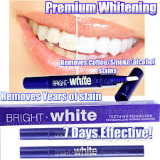 qoo10 hari raya promo bright white teeth whitening pen