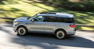 lincoln 2017 car new lincoln navigator maxing out the luxury suv sector by car