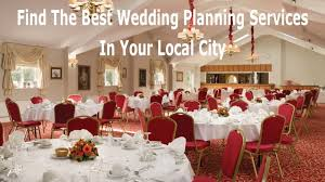 wedding planning services how to find the best wedding planning services near you best