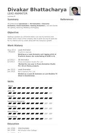 Artist Resume Examples by Download Vfx Resume Samples Haadyaooverbayresort Com