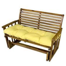 Bench Cushions For Outdoor Furniture by Outdoor Bench Cushions Make Your Porch And Backyard More Charming