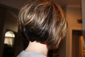asymetrical ans stacked hairstyles asymmetrical stacked bob haircut short hairstyles image medium