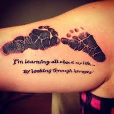 tattoos by lue tattoosbylue blasted footprints these are two