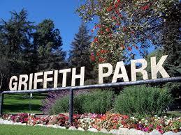 griffith park map griffith park los angeles ca california beaches