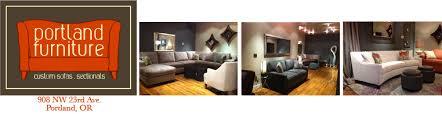 Leather Sofa Portland Oregon by Portland Furniture Online Custom Upholstery Custom Sofas