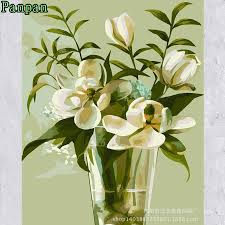 Home Decor Wall Paintings Compare Prices On Magnolia Flower Picture Online Shopping Buy Low