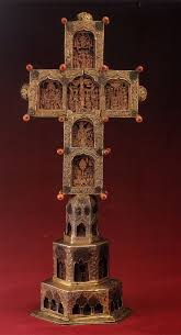 carved wooden crosses the of carving of mount athos 17th early 18th centuries