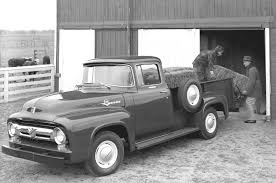 Vintage Ford Truck Gifts - 12 pickups that revolutionized truck design