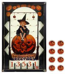 halloween plinko game by bethany lowe traditions