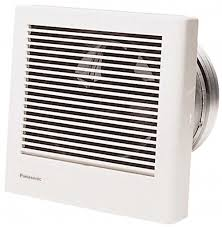bathroom exhaust fan with humidity sensor and light