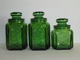 glass canister sets for kitchen 23 best canister sets images on glass jars glass