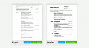 resumonk focus on your resume s content not its format web resumonk online resume builder