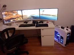 gaming room computer setups gaming setup ideas the ultimate