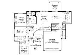 new craftsman house plan azalea 31 028 by associated designs