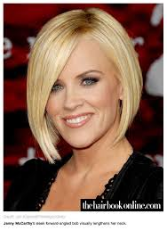does jenny mccarthy have hair extensions with her bob jenny mccarthy bob hairstyle jenny mccarthy s sleek forward