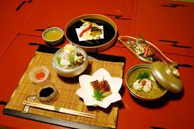 traditional japanese dinner table hatanaka s hamo ryori kaiseki food around the world pinterest