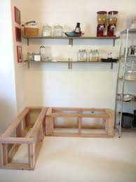 Kitchen Nooks With Storage by This Is Going To Be Built In My Dining Nookimagine Padded