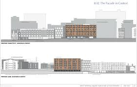 hotel over heritage newhall square hotel proposal