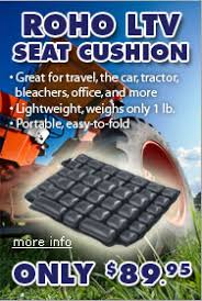 Ltv Seat Cushion Roho Products At Allegromedical Com
