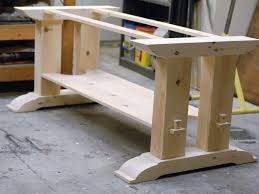 what is a trestle table interior and exterior download build a trestle table adhome what