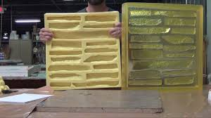 Paver Mold Kit by Concrete Mold Making Veneer Stone Master Mold Youtube