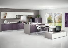 deco cuisine grise deco cuisine grise beau dco salon gris et violet trendy deco salon