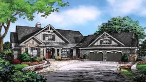 Ranch Style Home Plans With Basement House Plans Walk Out Ranch House Plans Hillside House Plans