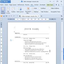 How To Find Resume Templates On Word Set Word Templates In Wps Writer