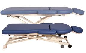 oakworks electric massage table electric massage table on casters height adjustable with