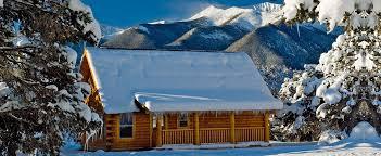 cabins for rent at mount princeton springs resort