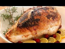 how to make a roasted turkey breast healthy recipe