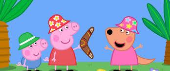 peppa pig 1st cinema experience wyeside arts