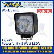 420 lumen led work light 0 420 81 powerful 9 x 5 watt led work light 12 24v work l