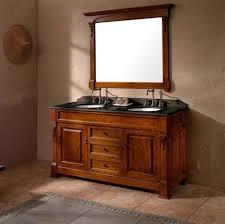 Solid Wood Bathroom Vanities Bathroom Real Wood Bathroom Vanities On Bathroom Regarding Solid