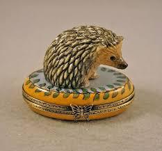 1949 best hedgehog ornaments images on figurine money