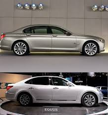 bmw 740 vs lexus ls 460 hyundai equus automaker u0027s shot at the bmw 7 series