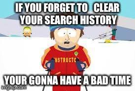 Search History Meme - super cool ski instructor meme imgflip