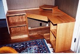 Wood Corner Computer Desk Plans by Sauder Corner Desk For A Perfect Look Med Art Home Design Posters