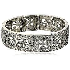 silver antique bracelet images Antique silver bracelet jpg