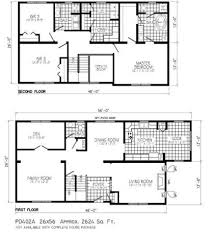 Two Level Floor Plans Alluring 70 2 Story House Floor Plans And Elevations Decorating